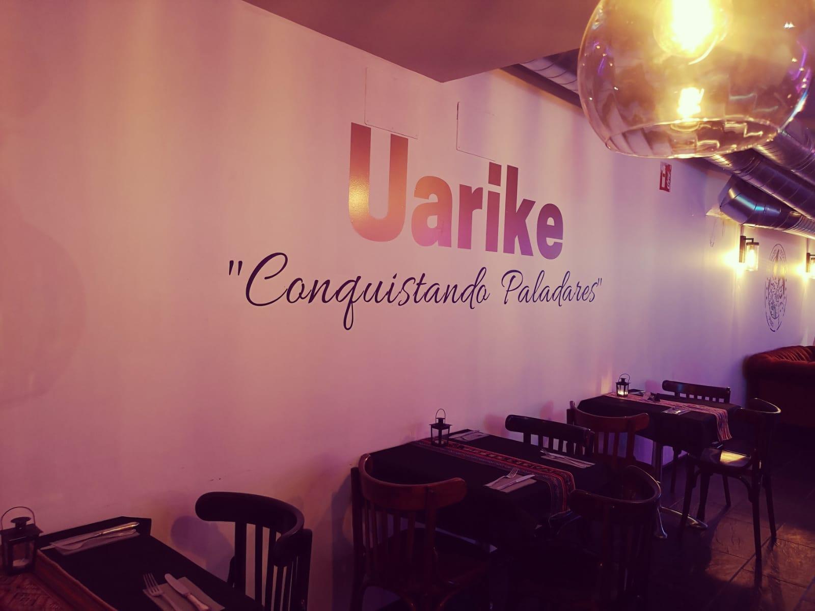 Restaurante Uarike